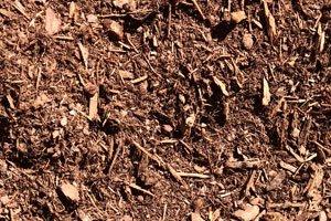 Brown Hemlock Mulch