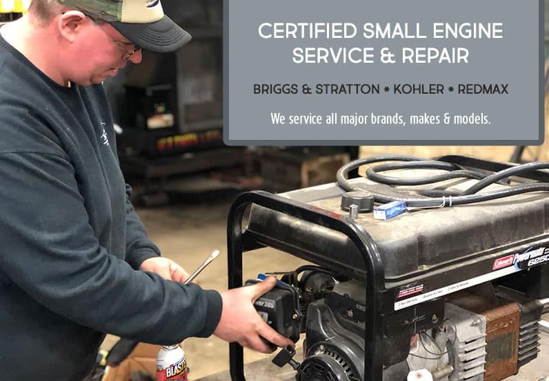 Small Engine Repair Plymouth, NH