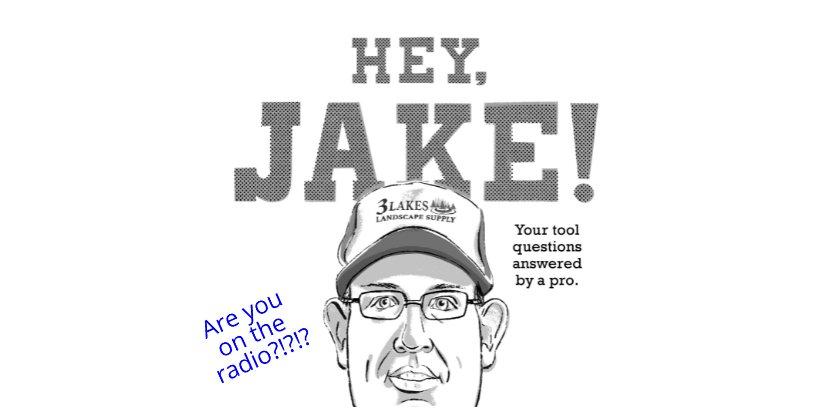 Hey Jake! Hits the airwaves