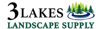 3 Lakes Landscape Supply Logo